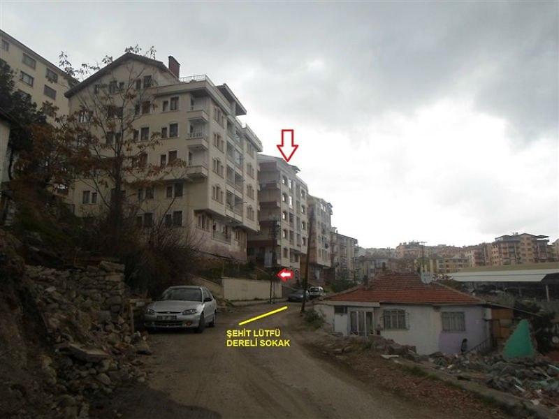 Ankara Keçiören Bankadan Satılık 152 m2 Daire