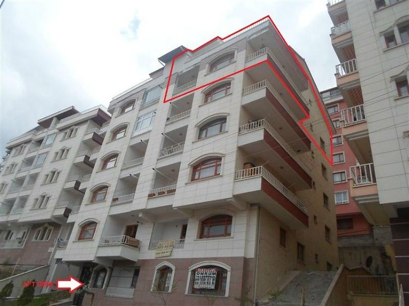 Ankara Keçiören'de Sıfır Çatı Dubleks 4+1 Daire