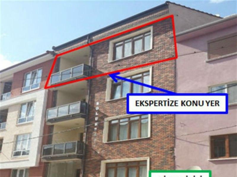 Eskişehir Osmangazi'de Dubleks Daire