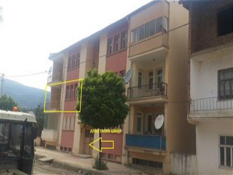 Çorum Ortaköy Bankadan Satılık 97 m2 Daire