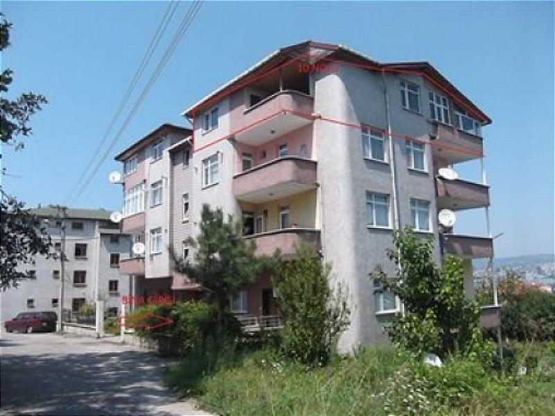 Zonguldak Ereğli Bankadan Satılık 98 m2 Daire