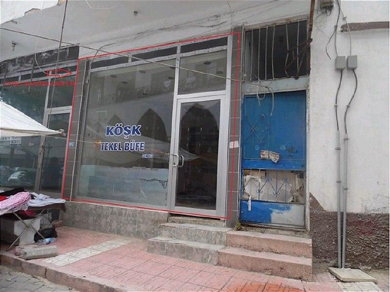 Ankara Haymana Bankadan Satılık 32 m2 Dükkan
