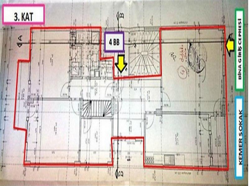 Eskişehir Odunpazarı Bankadan Satılık 168 m2 Daire