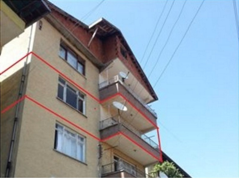 Zonguldak Devrek'te 2+1 Daire