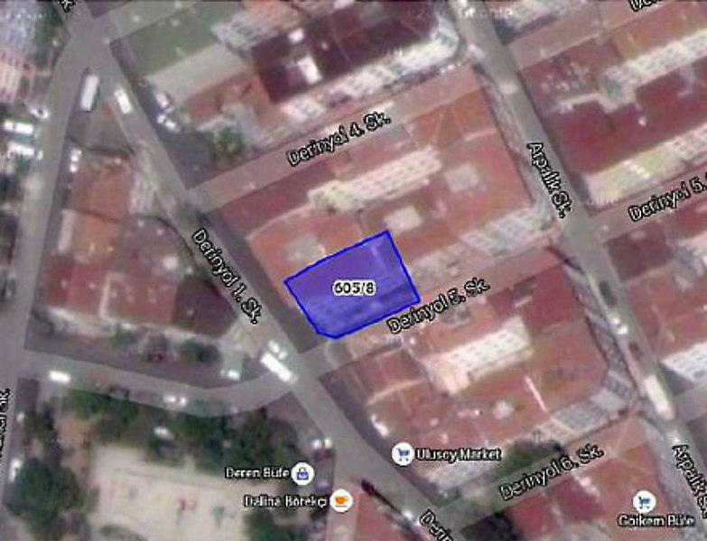 Tekirdağ Çorlu Şirketten Satılık 106 m2 Dükkan