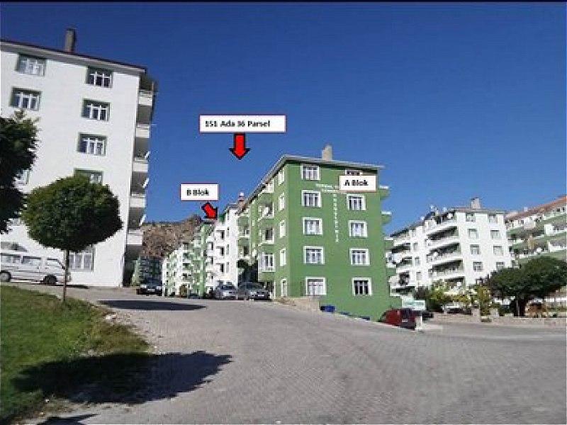 Ankara Kızılcahamam'da 3+1 Daire