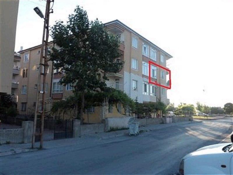 Kayseri Kocasinan Bankadan Satılık 133 m2 Daire
