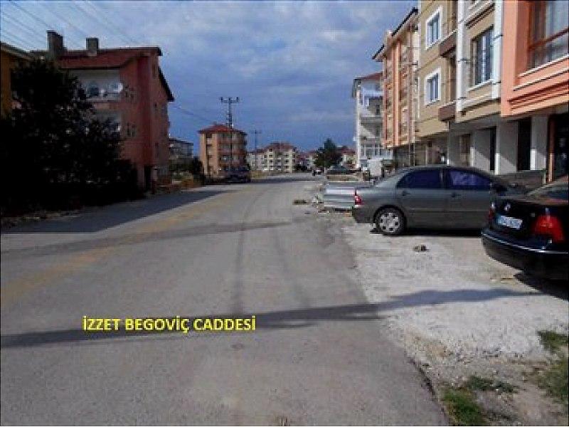Ankara Çubuk Bankadan Satılık 45 m2 Dükkan
