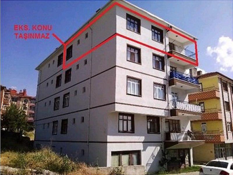 Ankara Akyurt Bankadan Satılık 123 m2 Daire