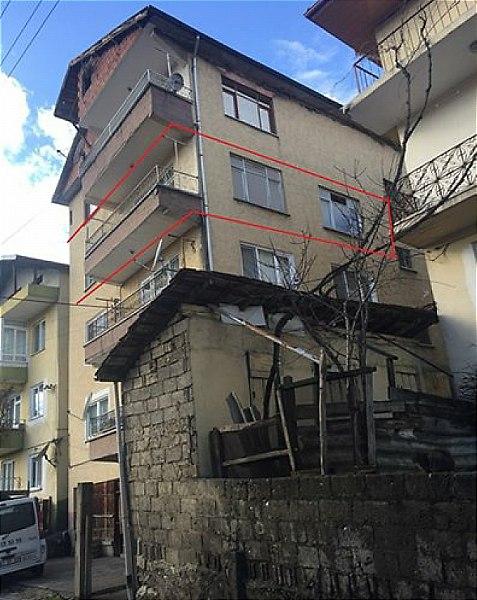 Zonguldak Devrek Bankadan Satılık 97 m2 Daire