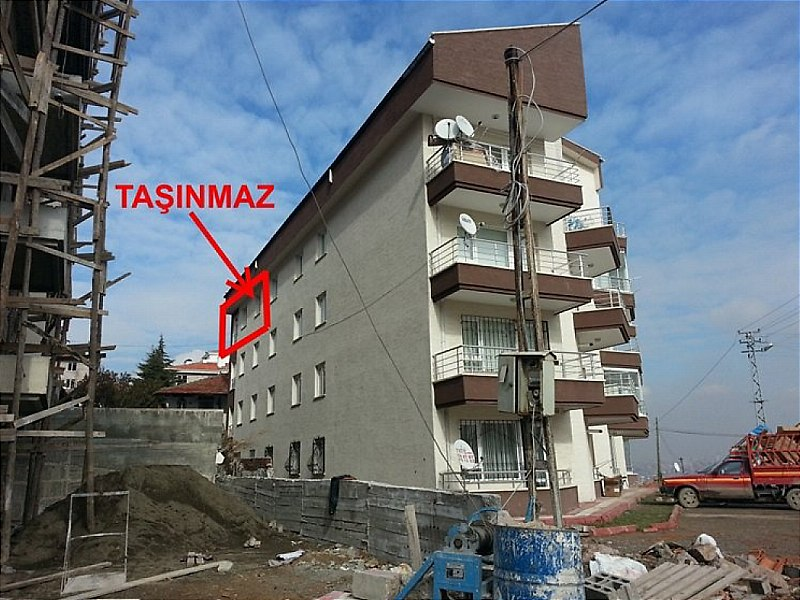 Ankara Keçiören Bankadan Satılık 133 m2 Daire