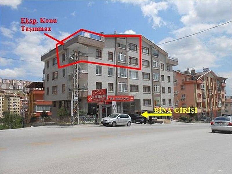 Ankara Keçiören Bankadan Satılık 140 m2 Daire