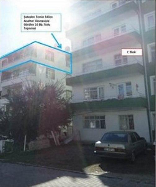 Ankara Kızılcahamam Bankadan Satılık 106 m2 Daire