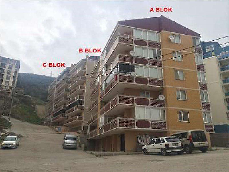 Bursa Gemlik Bankadan Satılık 212 m2 Daire