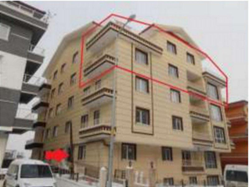 Ankara Mamak İlçesi'nde Çatı Aralı Mesken