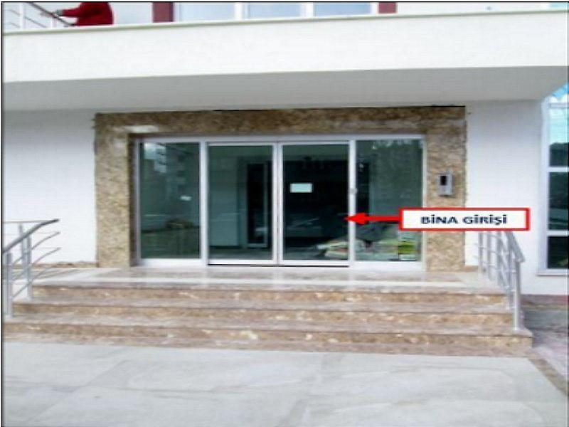 Kayseri Melikgazi Bankadan Satılık 120 m2 Daire
