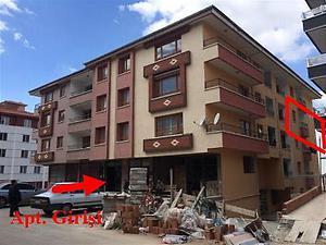 Ankara Mamak Bankadan Satılık 106 m2 Daire