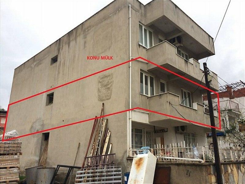 Muğla Milas Bankadan Satılık 135 m2 Daire