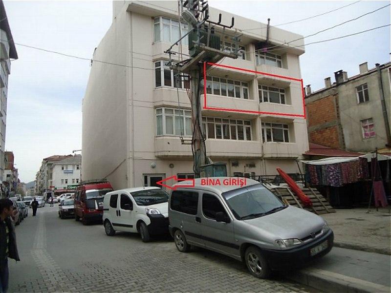 Samsun Havza Bankadan Satılık 107 m2 Daire