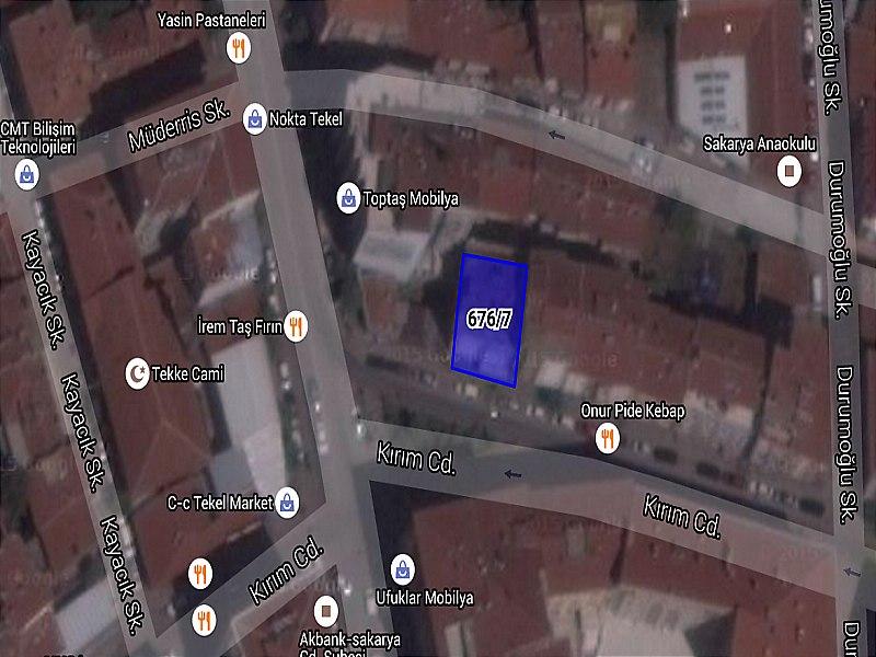 Eskişehir Tepebaşı Bankadan Satılık 65 m2 Daire