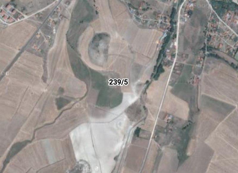 Çankırı Çerkeş'de 555 m² Arsa