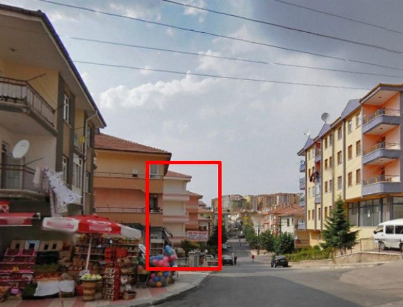 Ankara Keçiören'de  130 m² Daire