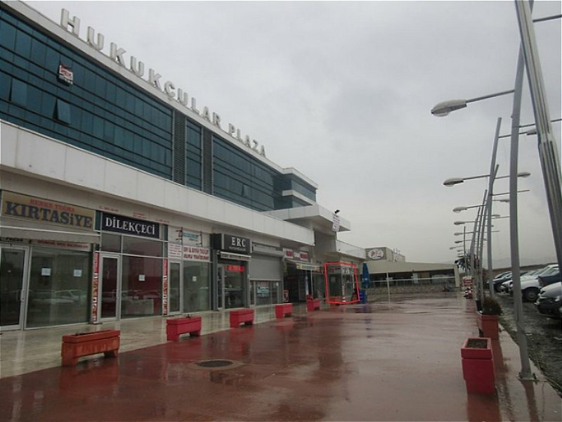 Ankara Etimesgut Bankadan Satılık 35 m2 Dükkan