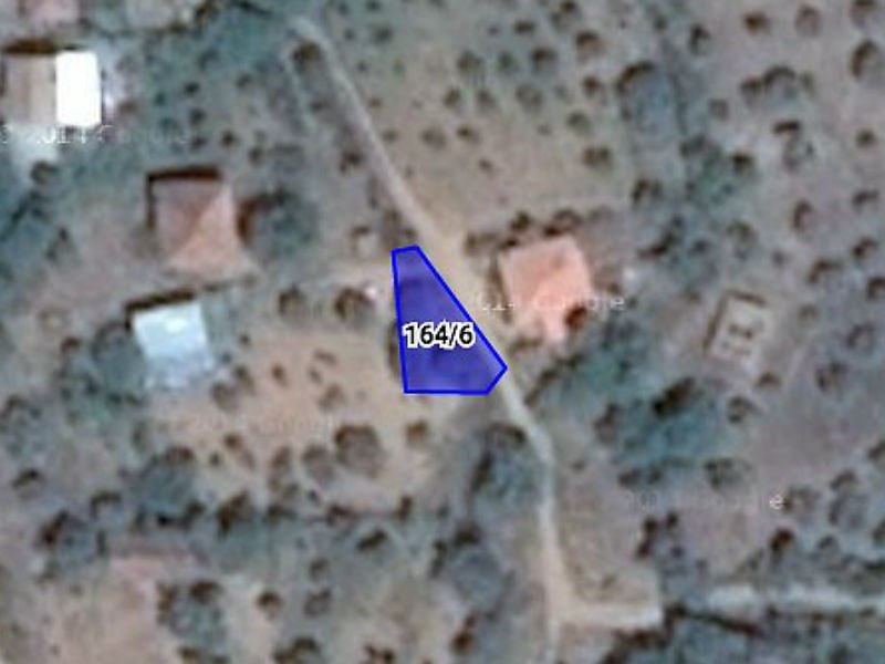 İzmir Ödemiş Kerpiçlik Köyü'nde 135 m² Arsa