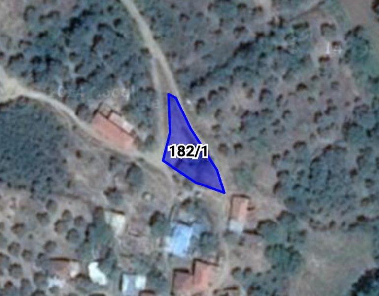 İzmir Ödemiş Kerpiçlik Köyü 395 m² Arsa