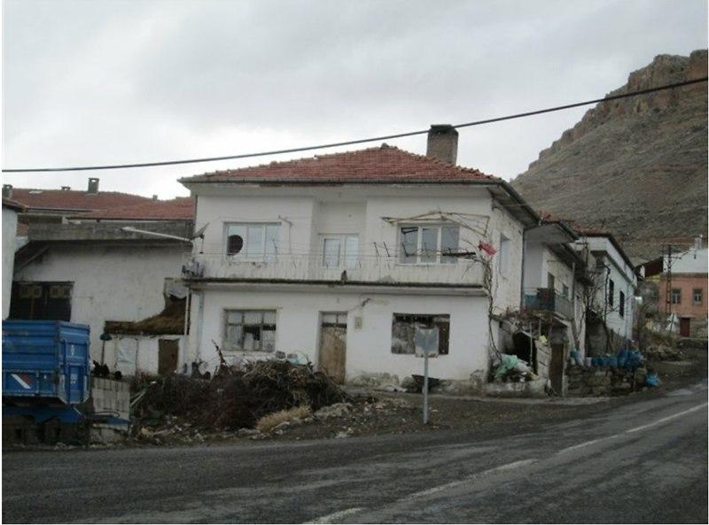 Nevşehir Ürgüp'te Müstakil Bina
