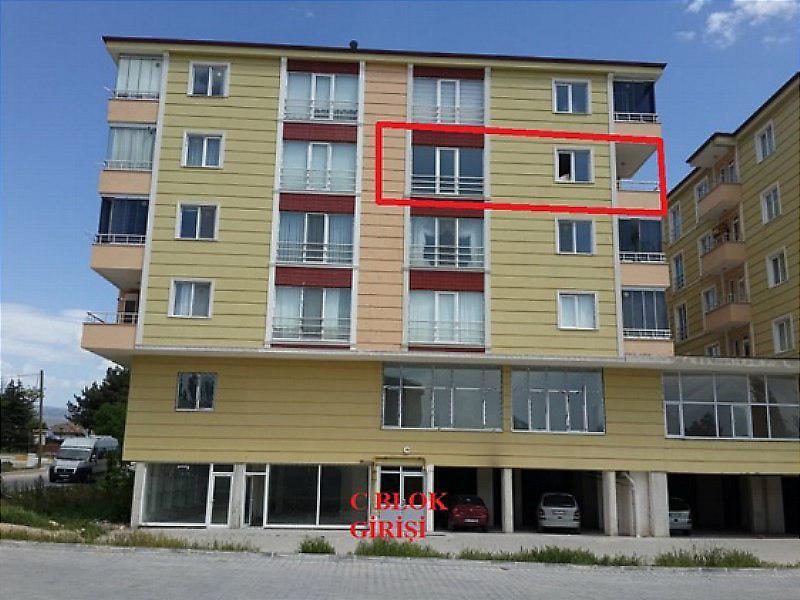 Amasya Suluova'da 3+1 125 m2 daire