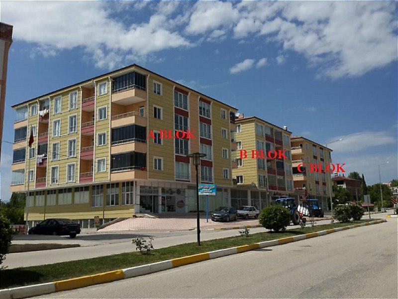Amasya Suluova Bankadan Satılık 125 m2 Daire