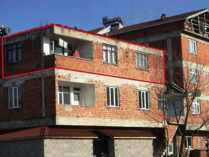Zonguldak Gökçebey Bankadan Satılık 125 m2 Daire
