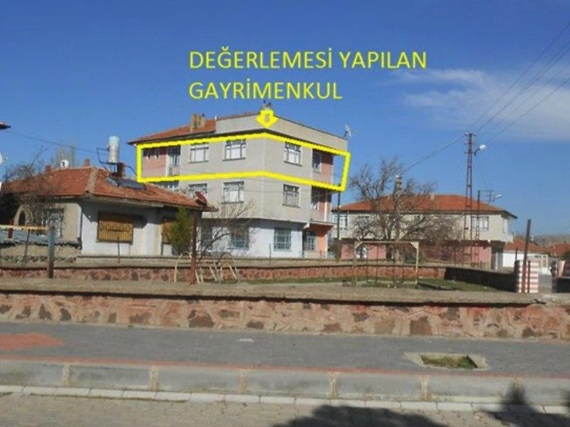 Yozgat Yerköy'de Tahliye Edilmemiş 3+1 Daire