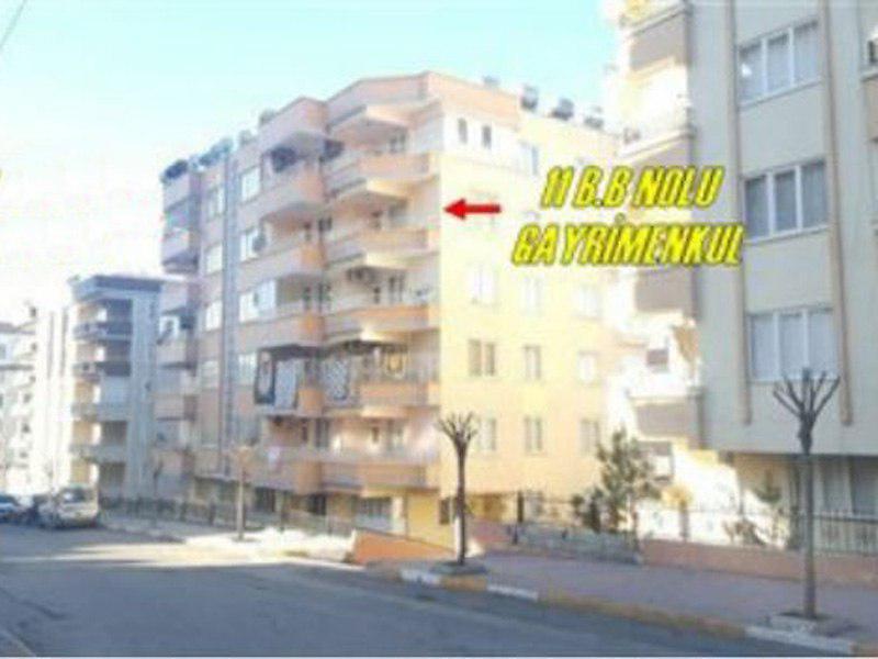 Şanlıurfa Karaköprü'de  4+1 daire