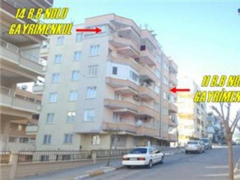Şanlıurfa Karaköprü'de Tahliye Edilmemiş 4+1 daire