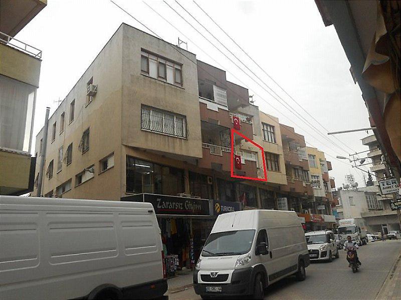 Osmaniye Kadirli'de Tahliye Edilmemiş 3+1 Daire