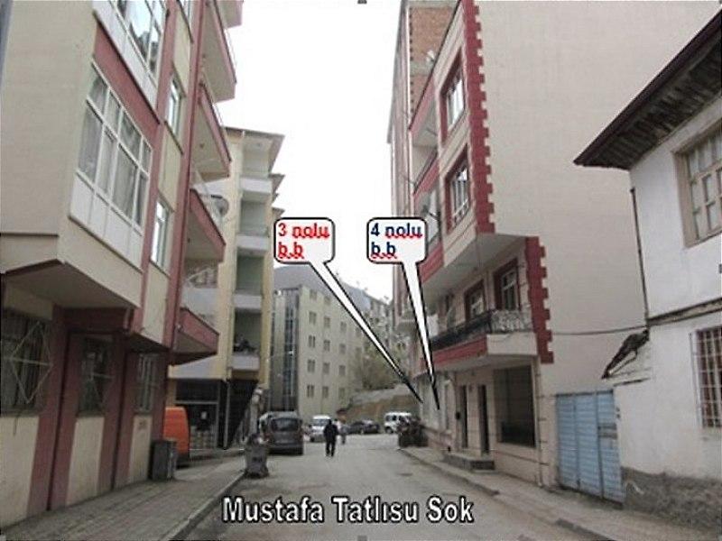 Çorum Sungurlu Bankadan Satılık 141 m2 Dükkan