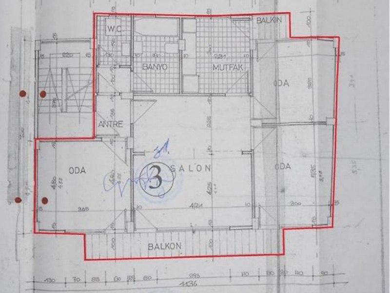 Kocaeli Körfez Bankadan Satılık 110 m2 Daire