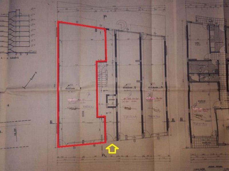 Mersin Akdeniz Bankadan Satılık 110 m2 Dükkan