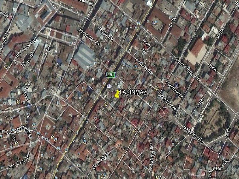 Hatay Antakya'da Tahliye Edilmemiş Kargir Ev