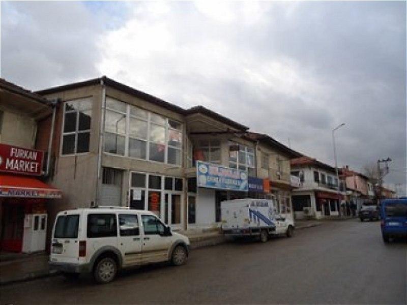 Yozgat Çandır'da Tahliye Edilmemiş Ekmek Fırını'nın Arka Kısmı