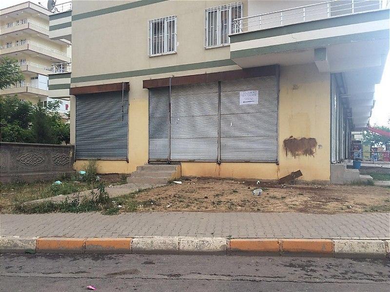 Diyarbakır Kayapınar Bankadan Satılık 104 m2 Dükkan