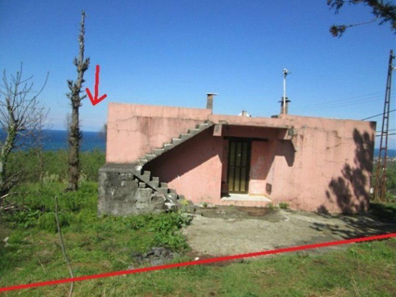 Giresun Eynesil'de Deniz Manzaralı Müstakil ev