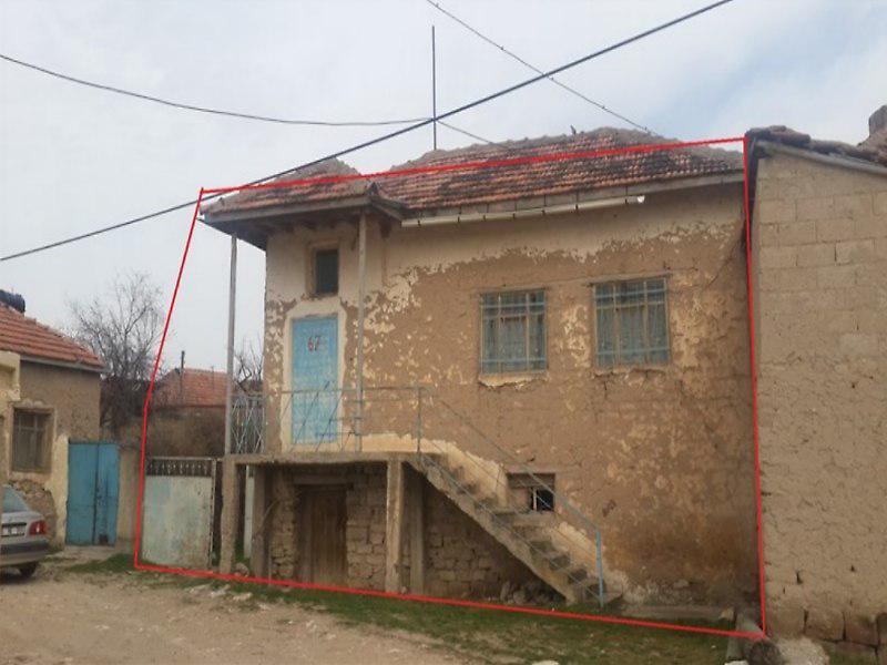 Yozgat Boğazlıyan'da Müstakil Köy Evi