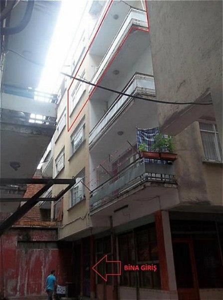 Giresun Bulancak Bankadan Satılık 110 m2 Daire