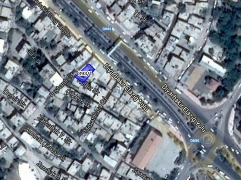 Diyarbakır Ergani Bankadan Satılık 70 m2 Daire
