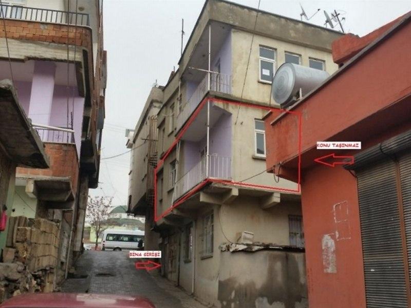 Diyarbakır Ergani'de 1+1 Daire