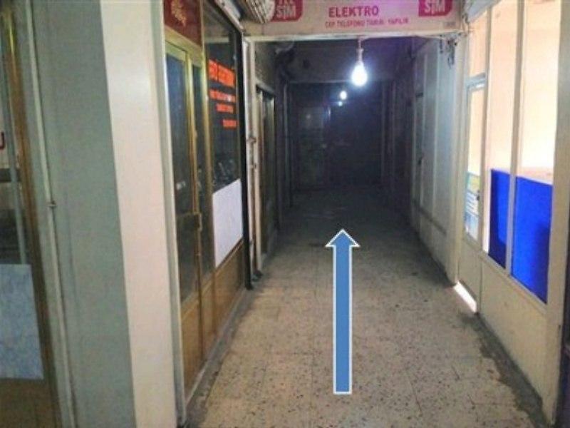 Şanlıurfa Merkez Bankadan Satılık 8 m2 Dükkan