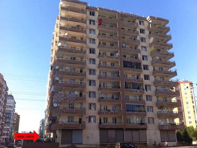 Diyarbakır Kayapınar'da 172 m2 3+1 Daire